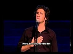 To where you are - Josh Groban