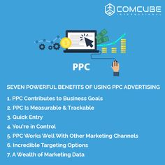 PPC can have a major and positive impact on most businesses and brands. If you aren't doing any PPC marketing, you're likely losing out on valuable traffic and revenue.  Talk to us for Enquiry : +918891100889 Email : support@comcubeinternational.com  #ppc #payperclick #seo #digitalmarketing #contentmarketing #seocompanyincochin #seoservicesincochin #seocompanycochin #seocompanykochi #seocompanyernakulam #seoservicesinkochi #seoservicesernakulam #seoservicescochin #seocompany
