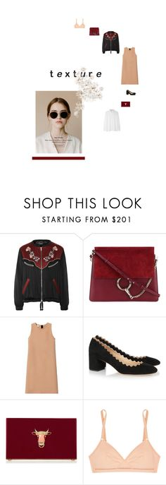 """""""give it up - george taylor"""" by aimable ❤ liked on Polyvore featuring Isabel Marant, Chloé, Marni, Charlotte Olympia, Eres and Acne Studios"""