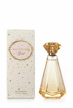 LOVE & BEAUTY Gold Goddess Forever 21 Perfume