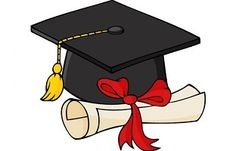 Cap and Gown Cartoon Images