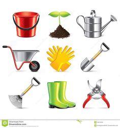 ferramentas para jardineiro - Pesquisa Google