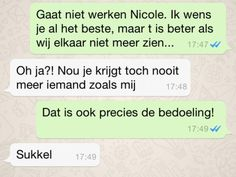 whatsapp chats nederlands - Google zoeken Funny Chat, Funny Pix, Funny Texts, Funny Text Messages, Haha, Have Fun, Love Quotes, Comedy, Jokes