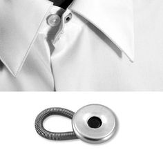 Best Quality. 20 Pure White Shirt Collar Extenders