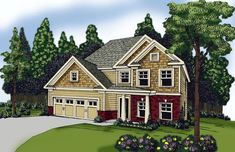 House Plan chp-54281 at COOLhouseplans.com