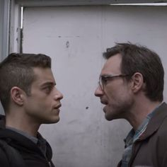 Mr. Robot: Truth Revealed #MrRobot #RamiMalek #ChristianSlater