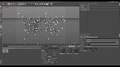 The Ray-Connector is a python-plugin which allows you to connect Thinking Particles with Splines. Features: adjust the maximal connection-distance between the particles; adjust the number of spline-connections of each particle; animatable settings; renderable with Hair or Sweep-NURBS; converting to an editable Spline-Object. Available on cgtools.com