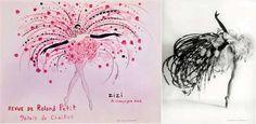 Yves Saint Laurent croquis et costume pour Zizi Jeanmaire 1963 Et Costume, Jean Shrimpton, Vintage Champagne, Ysl, Croquis, Yves Saint Laurent, Drawing Ideas, Moose Art, Bubbles