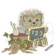 Sue Box Creations | Download Embroidery Designs | Woodland Treasures