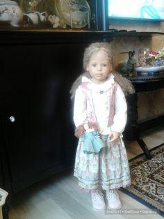 Красота - это страшная сила! Куклы Хейди Плюсчок / Коллекционные куклы Heidi Plusczok dolls / Бэйбики. Куклы фото. Одежда для кукол