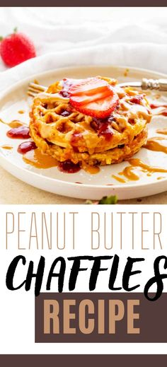 Keto Peanut Butter Recipes don't get any better than these Peanut Butter Chaffles! Perfect for snacks, breakfast, or even dessert, this is a sure-fire way to satisfy your peanut butter cravings. 3 Ingredient Recipes, On The Go Snacks, Peanut Butter Recipes, Recipes For Beginners, Low Carb Diet, Keto Snacks, Chocolate Desserts, Keto Recipes, Cravings