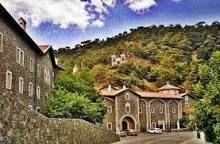 Resultado de imagen de Monasterio de Kikkos