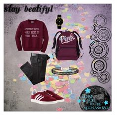 """""""......"""" by tanichka03 on Polyvore featuring BRAX, LULUS and adidas"""