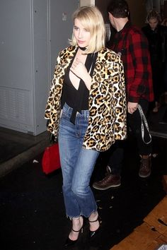 Emma Roberts street style & red carpet fashion - best looks & outfits (Glamour.com UK)