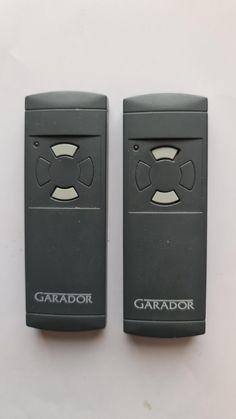 Garage Door Remote Control, Product Description, Button, Red, Buttons, Knot