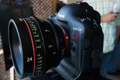 Canon Cinema C camera hands-on (video) By Zach Honig posted Apr 2012 Photography Gear, Couple Photography, Old Cameras, Canon Cameras, Motion Images, Camera Tripod, Camera Gear, Video Camera, Best Camera