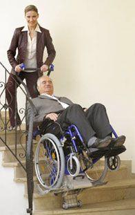 Salvaescaleras Liftkar2  #salvaescaleras Trike Bicycle, Wheelchairs, Medical Equipment, Baby Strollers, Children, Nature, Power Wheels, Special Needs, Baby Prams