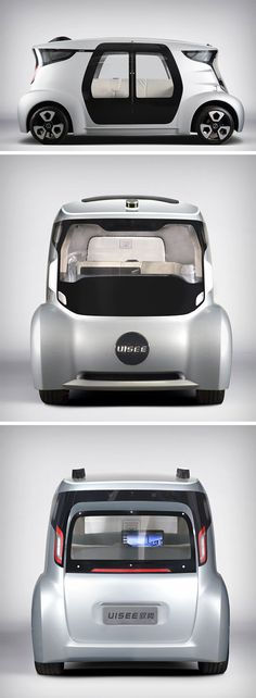 The MC^2 represents the move towards a more spacious and comfortable experience in the wave of autonomous vehicles, and it appears as though UiSee (formed by Yu Technologies) have done so with this curvaceous and inviting vehicle. Albeit this car doesn't look too appealing from the front or back, it does provide vast view spaces, maximizing the scenic journey for the passengers.