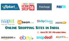 Get a list of online shopping websites and compare prices, color and many other things easily for finding best products.