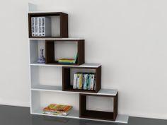 Ladder Kitaplık Beyaz-Wenge 209,00 TL
