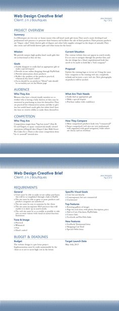 What Does An Inspired Creative Brief Look Like? | Graphics.Com