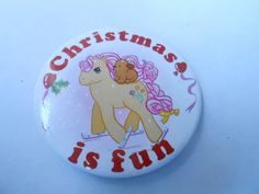 My Little Pony button ...