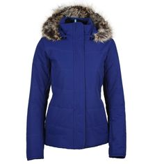 Obermeyer Tuscany Insulated Ski Jacket in Dusk (Women's) | Peter Glenn