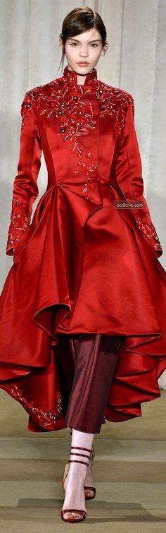 Marchesa Fall Winter 2013 New York Fashion Week