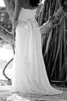 beach wedding dress /Florida Destination Wedding