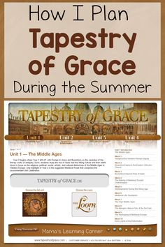 Over the years, I& developed a great strategy to plan Tapestry of Grace over the summer. Come take a peek and add to the planning tips! Tapestry Of Grace, School Plan, School Ideas, Student Binders, Grace And Co, Classical Education, Study History, History Projects, Nature Study