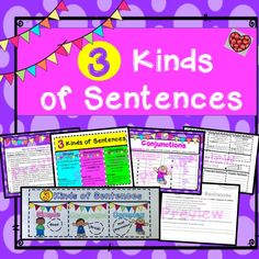 Students will grasp the concept of simple(good), compound(great), and complex sentences(very impressive) with this resource that includes explicit instructions for teaching, modeling, and gradually releasing the students to compose great sentences. Kinds Of Sentences, Great Sentences, Complex Sentences, Co Teaching, Elementary Teaching, Teaching Ideas, English Teaching Resources, Teacher Resources, Critical Thinking Activities