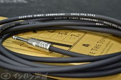 FREE THE TONE / INSTRUMENT CABLE CU-6550STD 3.0M S/S ストレート/ストレートの最安値