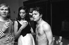 Andy Warhol, Marisol Escobar and Gerard Melanga