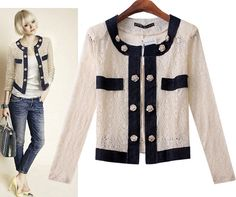 Find More Apparel & Accessories Information about 2014 New Women Autumn Long Sleeve O Neck Casual Regular Fit Lace Patchwork Blazer,High Quality Apparel & Accessories from meilishuo on Aliexpress.com