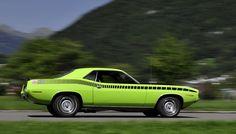 1970 Plymouth AAR 'Cuda by polara 64, via Flickr