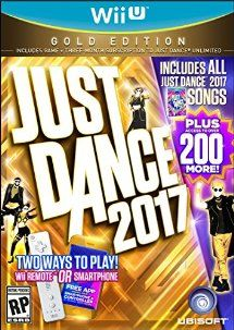 Amazon.com: Just Dance 2017 Gold Edition (Includes Just Dance Unlimited subscription) - Wii U: Video Games