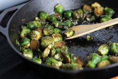 Brussels Sprouts with Tamarind. Brussels Sprouts with Ginger Honey and Tamarind! Side Recipes, Clean Recipes, Real Food Recipes, Vegetarian Recipes, Dinner Recipes, Healthy Recipes, Tamarind Recipes Vegan, Fall Recipes, Healthy Snacks