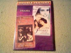 Drama Double Feature: Father's Little Dividend; Time of your Life ,DVD,Slim case