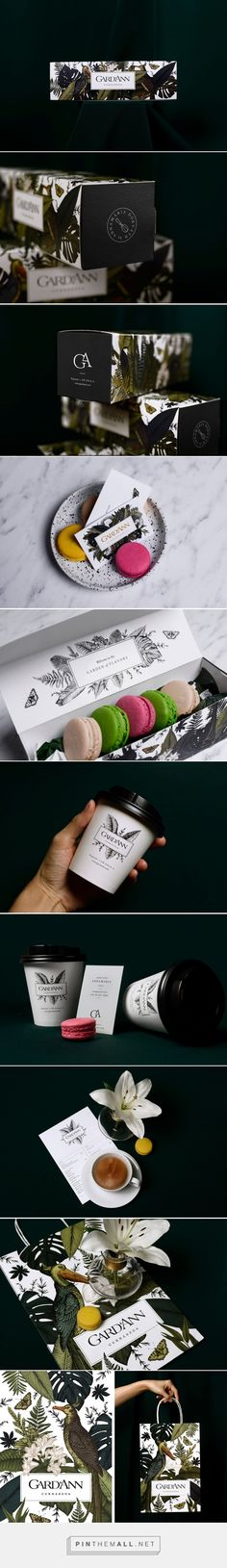 Gard'Ann Patisserie - Packaging of the World - Creative Package Design Gallery -. Cheese Packaging, Food Packaging, Cheese Table Wedding, Cheese Sauce For Cauliflower, Cheese Design, Cheese Cake Filling, Best Cheese, Vegan Cheese, Fish And Meat