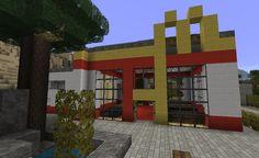Minecraft McDonalds