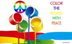 Colours and Designs - Creative design : colorful paints 23 Unique Wallpaper, Kids Wallpaper, Hand Wallpaper, Clipart, Creative Design, Web Design, Vector Design, Graphic Design, Happy Holi Images