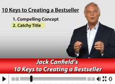 Write a Book in 2014 and Get It Published - Jack Canfield Shares Tips for Authors