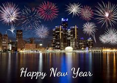 New Post: Over The Moon New Year 2017 http://www.marilynstreats.com/over-the-moon-new-year-2017 Happy New Year to all our Party Guests! Enjoy this photo of The Detroit skyline as seen from across the Detroit river inWindsor, Canada. Your hostesses have taken this opportunity to unplug and spend time today with cherished family members and friends. We hope you are able to do the same. Even if you don't...