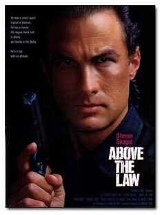 Steven Seagal Movie Titles | Steven Seagal IS … Clearly Titling All of His Movies