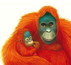 (UK) One Gorilla by Anthony Browne (1946- ). United Kingdom.