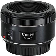 Canon EF 50mm f/1,8 STM Objektiv schwarz: Amazon.de: Kamera