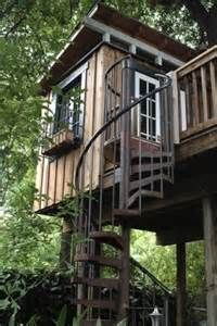 TREE HOUSE – amazing treehouse! tree house with spiral staircase