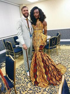 African Print Prom Dresses To Spice Up Your Special Day African Attire, African Wear, African Dress, African Women, African Style, African Theme, Ankara Dress, African Formal Dress, African Clothes