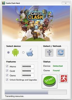 Castle Clash hack tool is made for those who wants to get free gems straight to the Castle Clash account. Get now free Castle Clash gems in unlimited amount from here http://freehackstools.com/castle-clash-hack-tool-updated/ . Enjoy the gems guys! #castleclash #castleclashhack #hackcastleclash