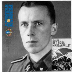 Den svenske Waffen-SSsoldaten Gösta Borg hade sett grymheterna på östfronten, och innan han åkte hem överlämnade han en rapport om godtyckliga avrättningar till svenske militärattachén i Berlin. Väl framme i Stockholm hemligstämplades rapporten omgående istället för att delgivas en större krets.